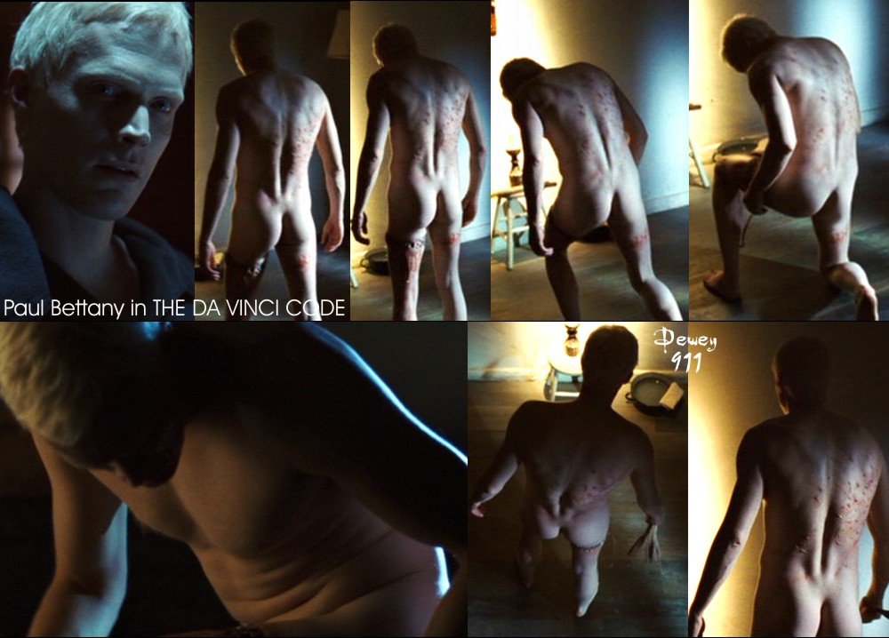 Naked Paul Bettany