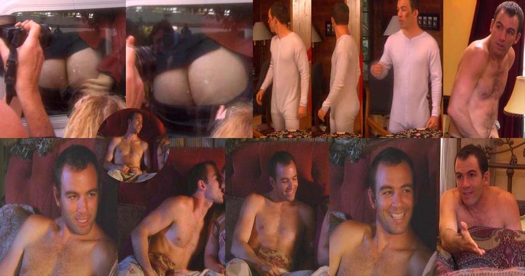 Actor Bryan Callen Naked