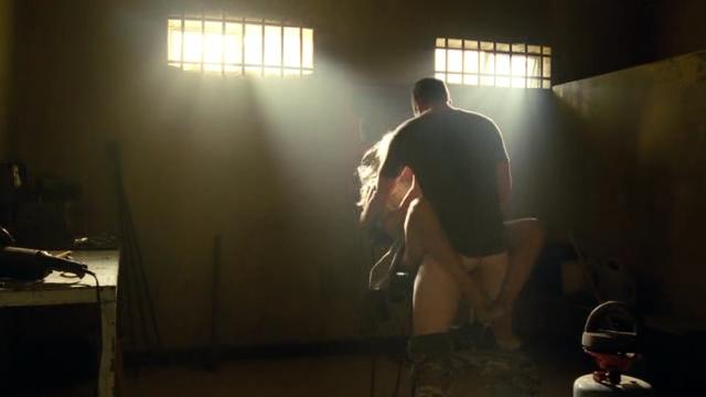 Sullivan Stapleton sex scene