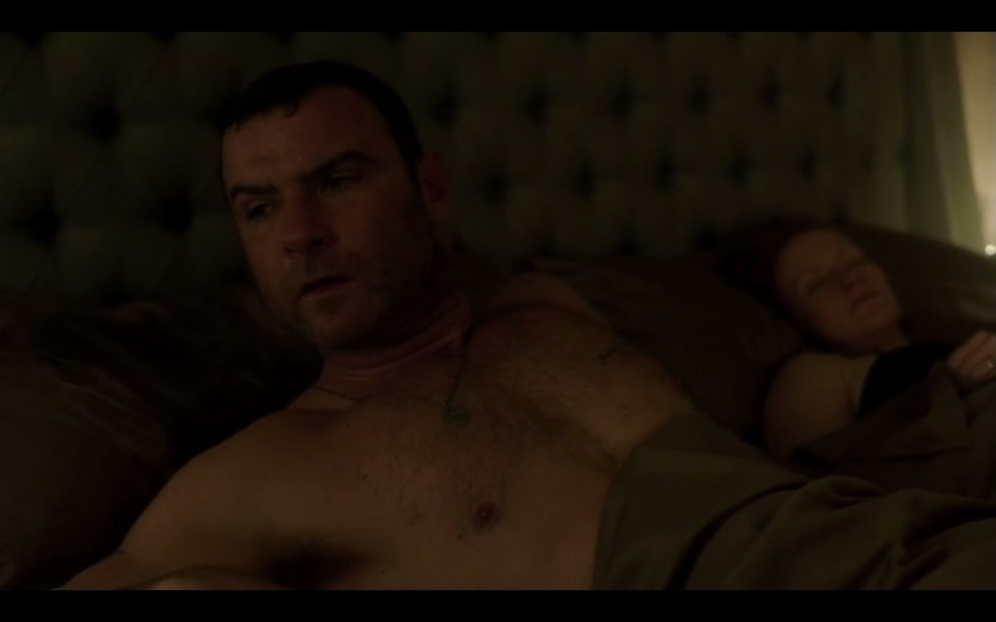 Liev Schreiber Shirtless on Ray Donovan