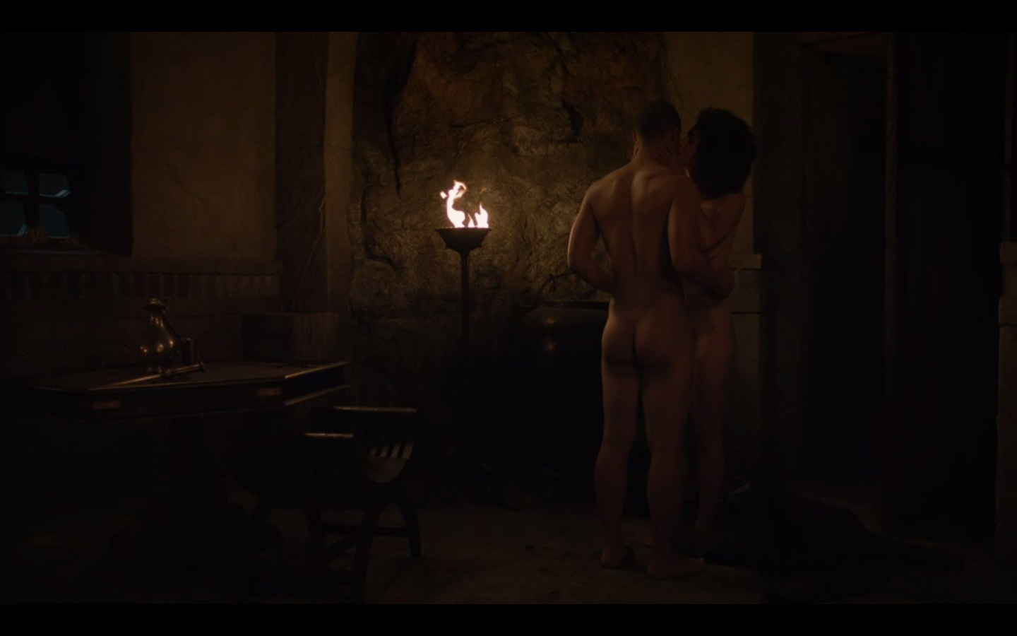 Jacob Anderson Naked on Game of Thrones-2