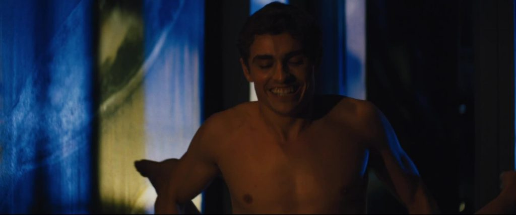 Dave Franco Nude in Unfinished Business