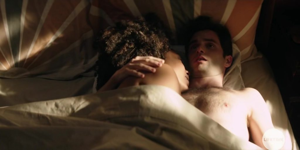 Penn Badgley Nude In TV Series You