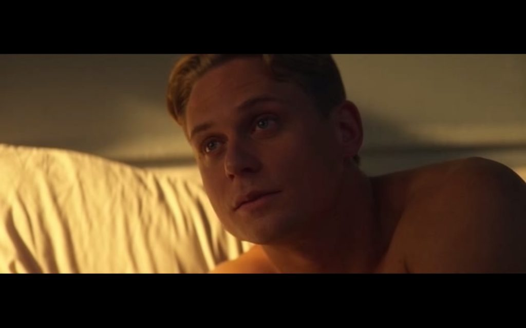 Billy Magnussen Naked In Tell Me a Story