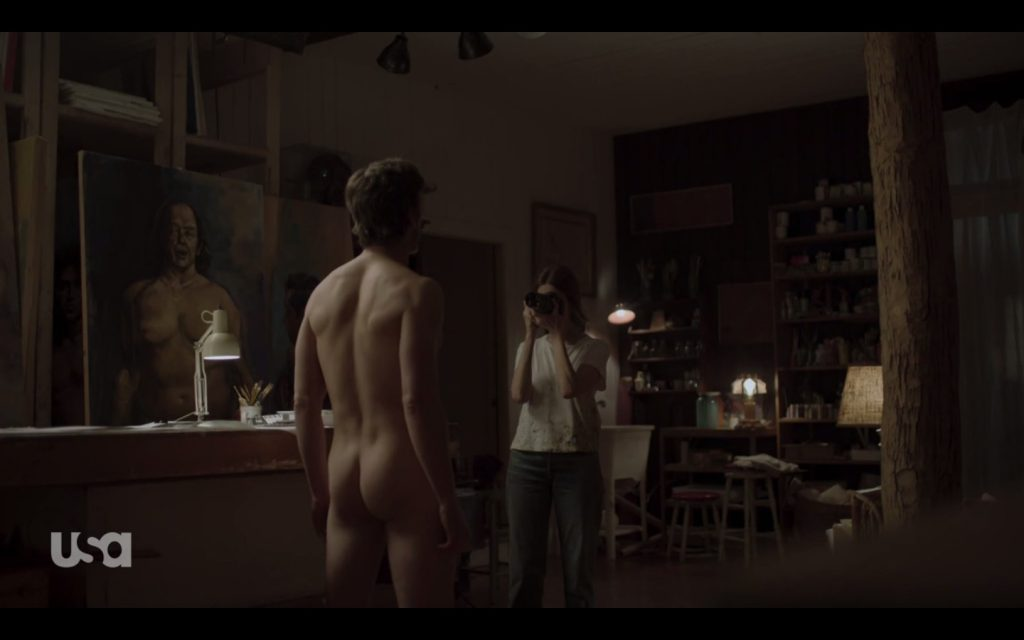 Matt Bomer Nude in The Sinner