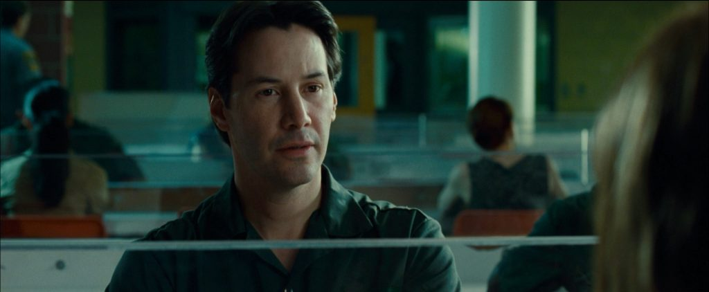 Keanu Reeves in Henry's Crime