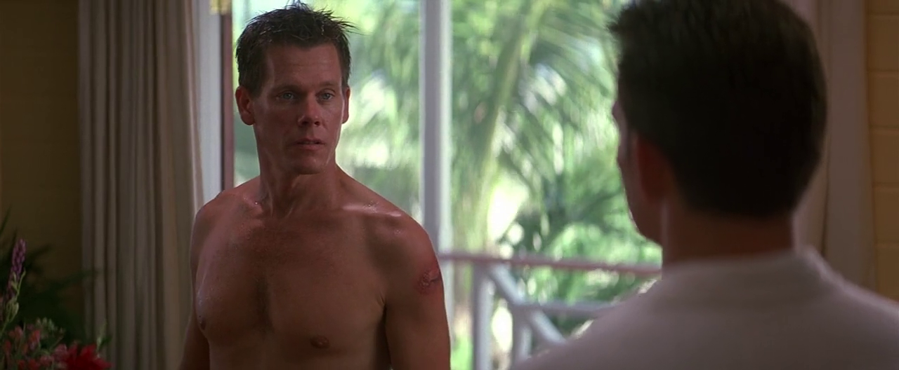Kevin Bacon Full Frontal in Wild Things